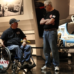 20 Mitch Mayes with Dave at Petersen Museum.JPG